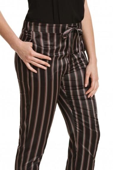Pantaloni Javier Larrainzar JL0000320 negru