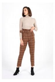 Pantaloni TIFFANY K20515 PNT 891D T D1-A96 Maro