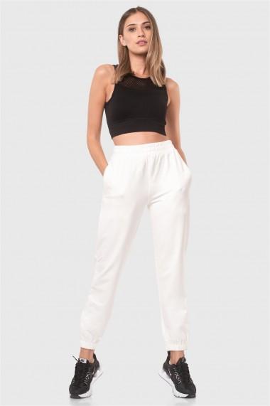 Pantaloni sport OGOBONGO OGO6101 53 Alb