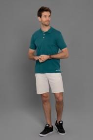 Tricou Polo Paul Parker PA113886 Verde