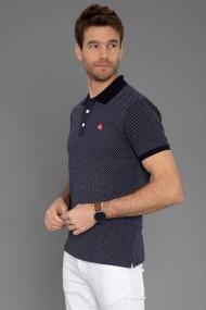 Tricou Polo Paul Parker PA149523 Bleumarin