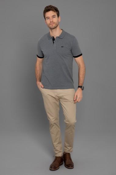 Tricou Polo Paul Parker PA236085 Gri