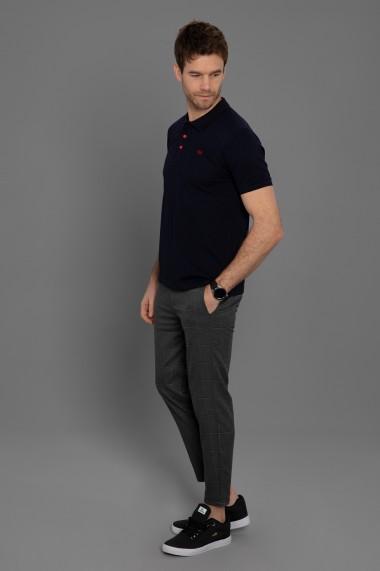 Tricou Polo Paul Parker PA279013 Bleumarin