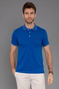 Tricou Polo Paul Parker PA370771 Albastru