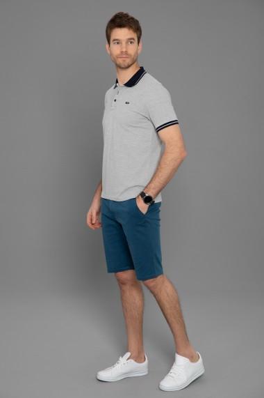 Tricou Polo Paul Parker PA408702 Gri