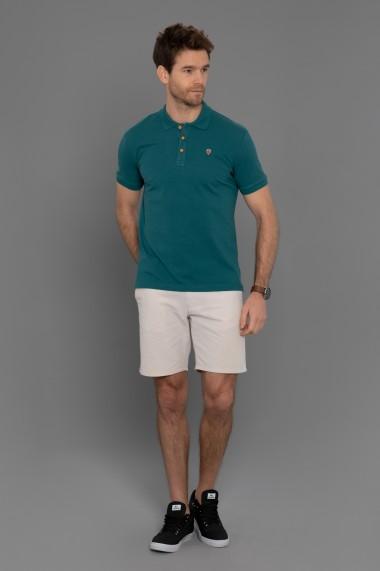 Tricou Polo Paul Parker PA472825 Verde