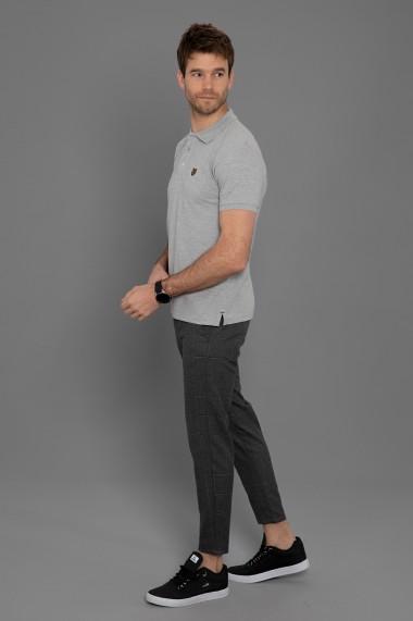 Tricou Polo Paul Parker PA517030 Gri