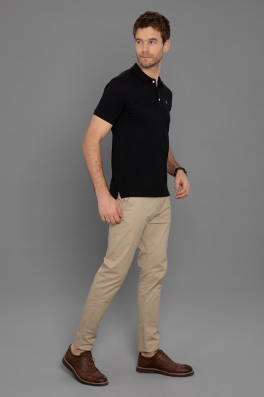Tricou Polo Paul Parker PA561676 Negru