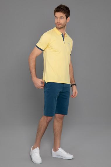 Tricou Polo Paul Parker PA715713 Galben