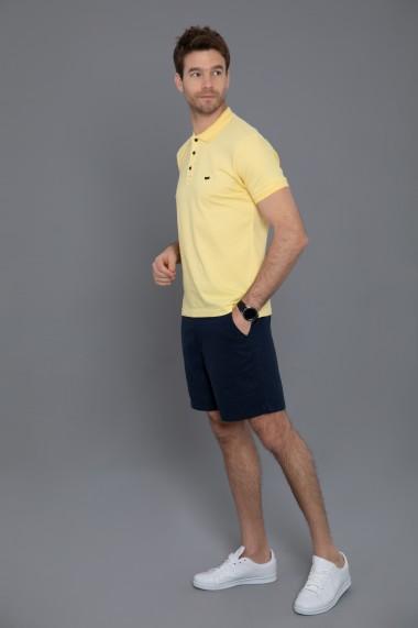 Tricou Polo Paul Parker PA868654 Galben