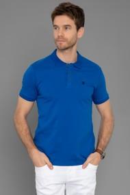 Tricou Polo Paul Parker PA958498 Albastru