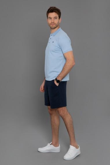 Tricou Polo Paul Parker PA964158 Albastru