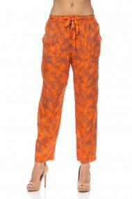 Pantaloni PANT4570 Portocaliu