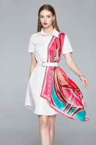 Rochie Kaimilan QY843 Multicolor