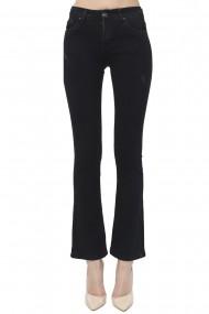 Pantaloni largi Assuili S2113 Negru