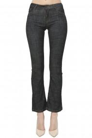 Pantaloni largi Assuili S2805 Negru