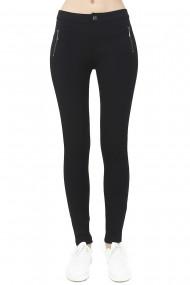 Pantaloni drepti Assuili SD110 Negru