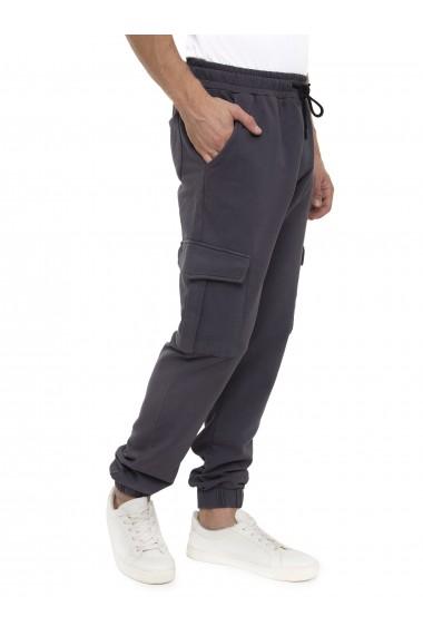Pantaloni lungi Sir Raymond Tailor SI1252360 Gri