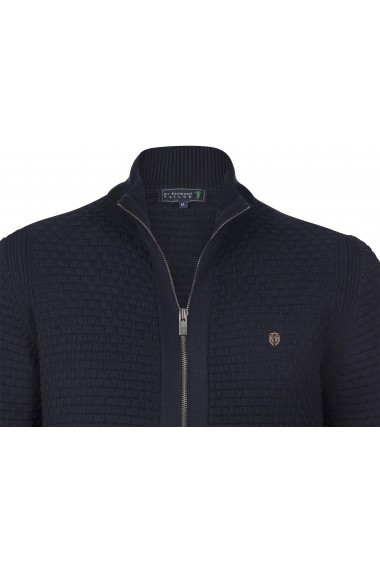 Cardigan Sir Raymond Tailor MAS-SI1330191 Bleumarin