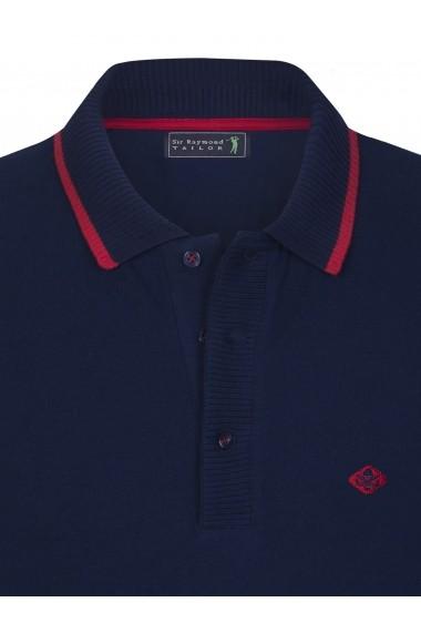 Tricou Polo Sir Raymond Tailor SI1453864 Bleumarin