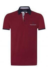 Tricou Polo Sir Raymond Tailor SI1591016 Rosu