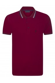 Tricou Polo Sir Raymond Tailor SI1679972 Bordo
