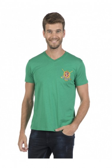 Tricou Sir Raymond Tailor MAS-SI1680882 Verde