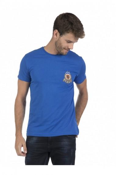 Tricou Sir Raymond Tailor MAS-SI2049818 Albastru