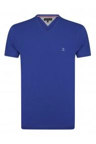 Tricou Sir Raymond Tailor SI2091655 Albastru