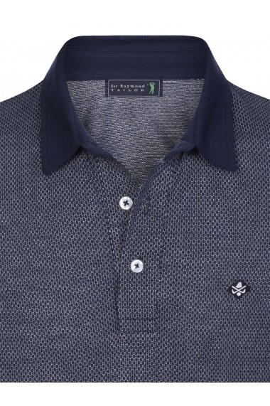 Tricou Polo Sir Raymond Tailor SI2394594 Bleumarin