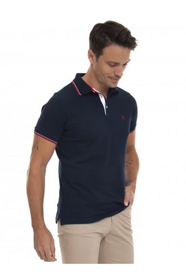 Tricou Polo Sir Raymond Tailor SI2575122 Bleumarin