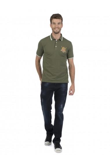 Tricou Polo Sir Raymond Tailor MAS-SI2746681 Kaki