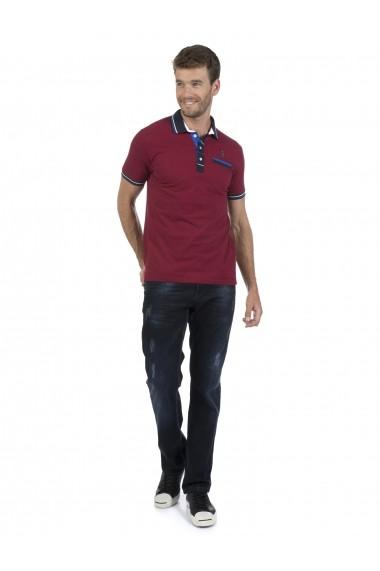 Tricou Polo Sir Raymond Tailor MAS-SI3389270 Bordo