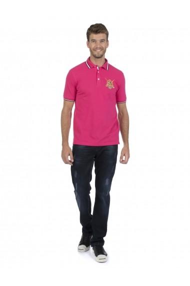 Tricou Polo Sir Raymond Tailor MAS-SI3700126 Rosu - els
