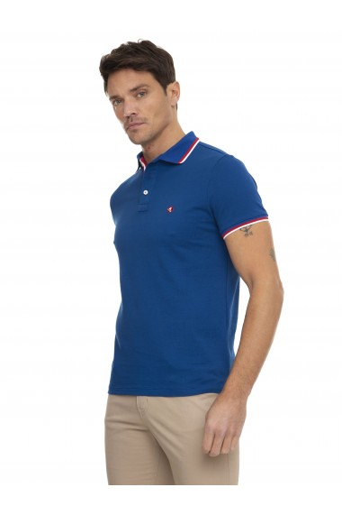 Tricou Polo Sir Raymond Tailor SI4008684 Albastru