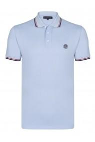 Tricou Polo Sir Raymond Tailor MAS-SI4583921 Albastru