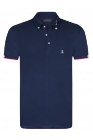 Tricou Polo Sir Raymond Tailor SI5097616 Bleumarin