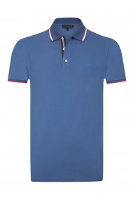 Tricou Polo Sir Raymond Tailor SI5567386 Indigo