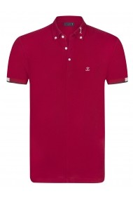 Tricou Polo Sir Raymond Tailor SI5876040 Bordo - els