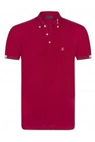Tricou Polo Sir Raymond Tailor SI5876040 Bordo - els