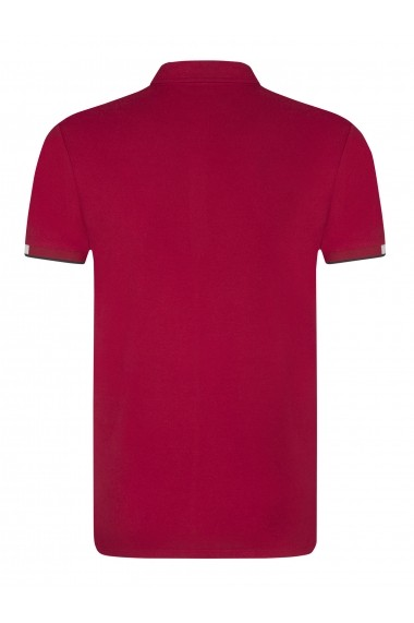 Tricou Polo Sir Raymond Tailor SI5876040 Bordo