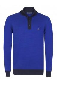 Pulover Sir Raymond Tailor MAS-SI5918548 Albastru