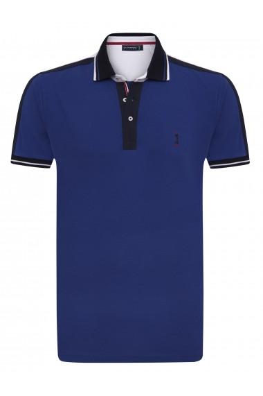 Tricou Polo Sir Raymond Tailor SI6176524 Albastru