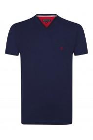 Tricou Sir Raymond Tailor SI6258861 Bleumarin