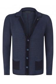 Cardigan Sir Raymond Tailor MAS-SI6365516 Bleumarin
