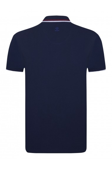 Tricou Polo Sir Raymond Tailor SI6571713 Bleumarin