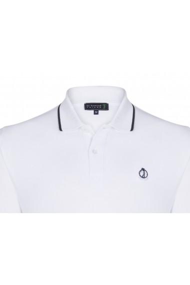 Tricou Polo Sir Raymond Tailor MAS-SI6606947 Alb