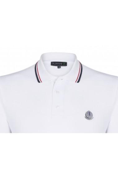Tricou Polo Sir Raymond Tailor MAS-SI6642436 Alb