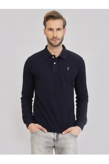Bluza Polo Sir Raymond Tailor SI6686526 Bleumarin