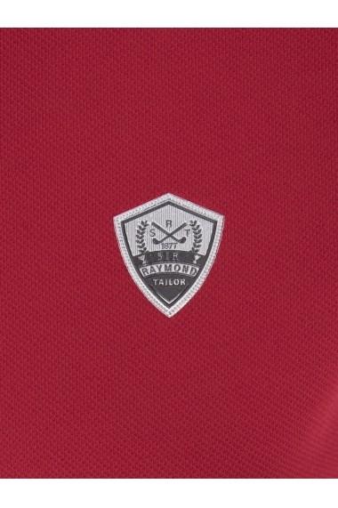 Tricou Sir Raymond Tailor MAS-SI681232 Rosu